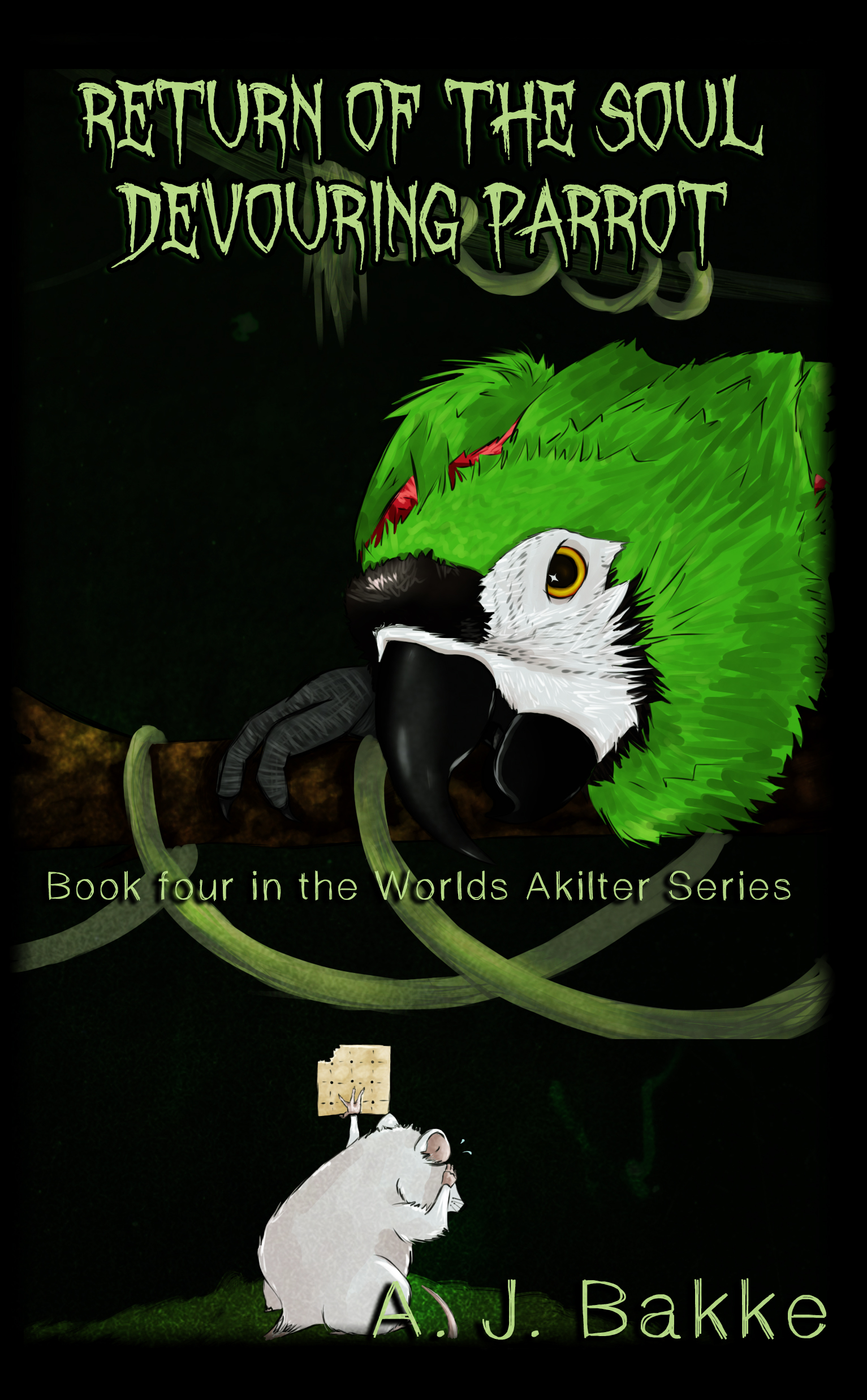 Worlds Akilter 4 Cover