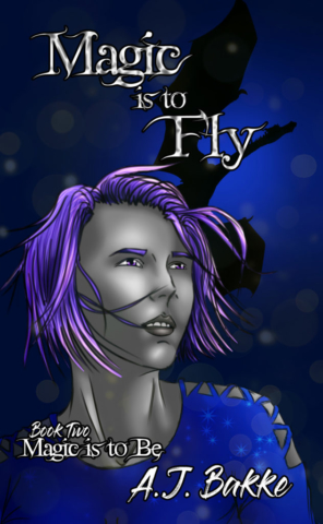 Magic Is To Fly Cover