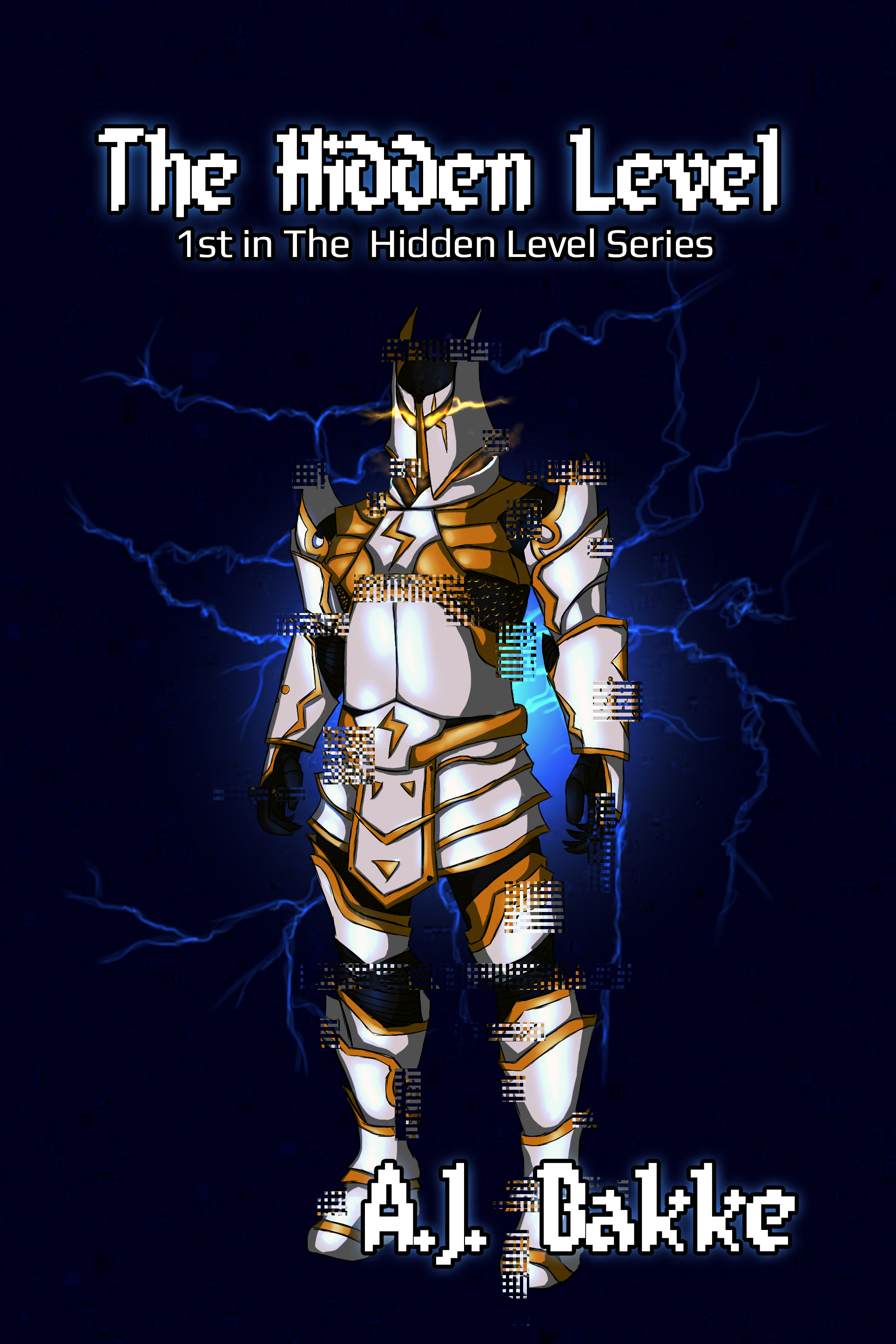 The Hidden Level 1 Cover